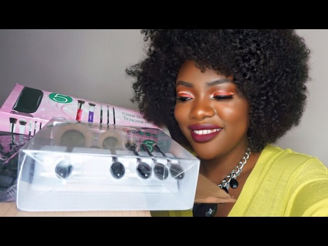 Beauty Haul: New Makeup Brushes, SiliSpronge, Teeth Whitening – Blank Canvas Cosmetics,