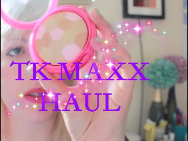 Tk Maxx Haul | Makeup, Skincare, Clothing, Accessories | Emily Chloe 123