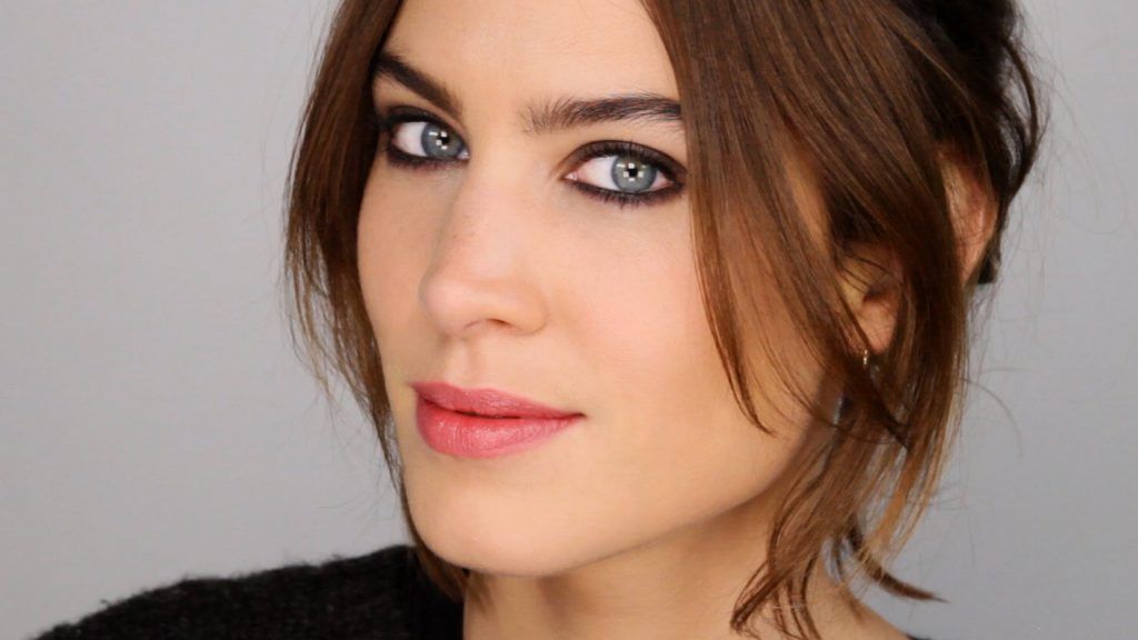 A Classic Case of Winter Face – Makeup and Chat with Alexa Chung