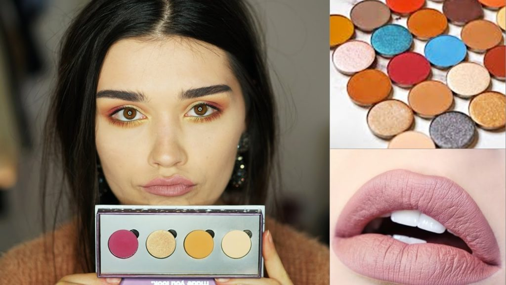ColourPop Pressed Shadows nad Lip Products Haul | Review | Makeup