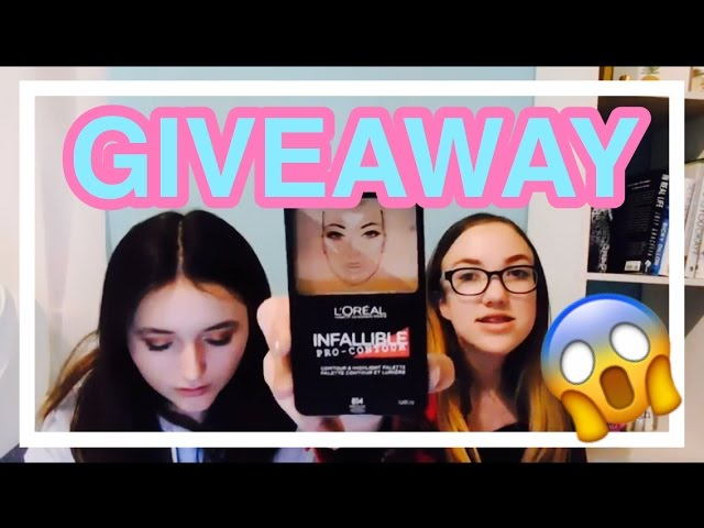 GIVEAWAY 2017 (CLOSED) // MAKEUP GIVEAWAY // ACCESSORIES GIVEAWAY // Lisa and shays adventures
