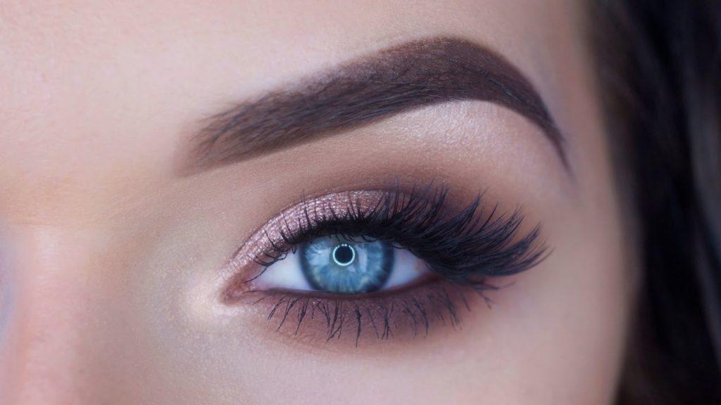 Easy Glam Eye Makeup Tutorial | ABH Eyeshadows