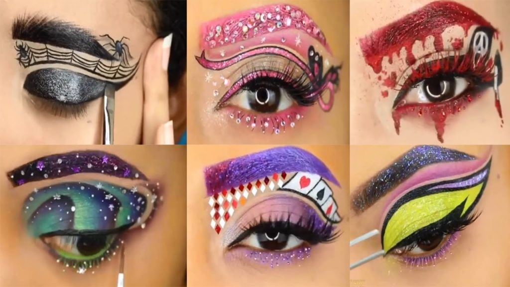 Top 10 Amazing Eye Makeup Artists Compilation In 2017 😍😍😍😍😍