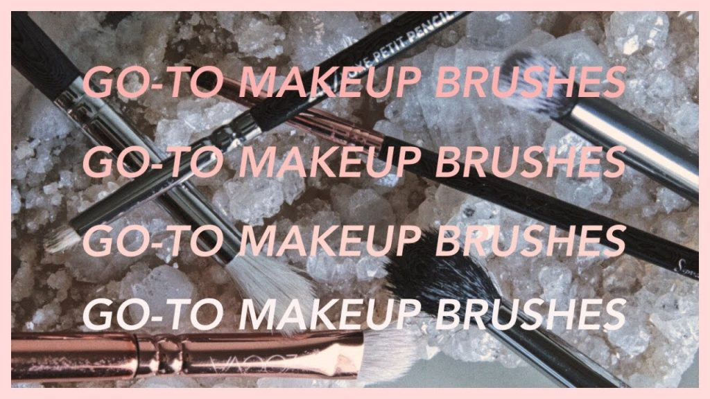 The Makeup Brushes I SWEAR By: NYX, Sigma, Urban Decay, etc. | Mariah Leonard