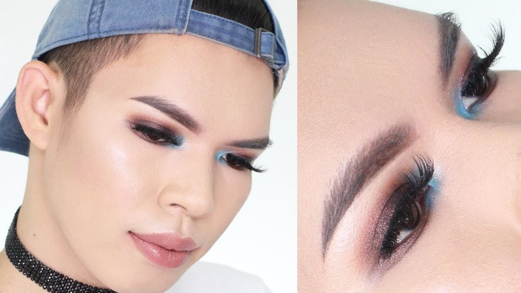 FULL FACE USING AFFORDABLE MAKEUP (Nichido, Ever Bilena, San San and Fashion 21) | Kenny Manalad