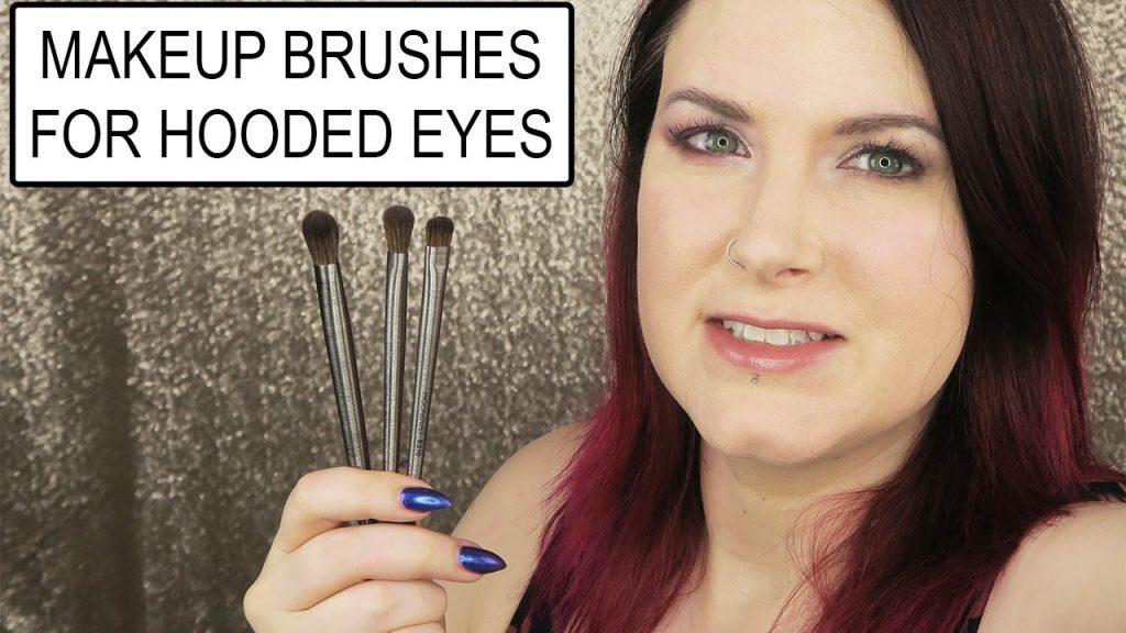 Hooded Eye Makeup Brushes 101