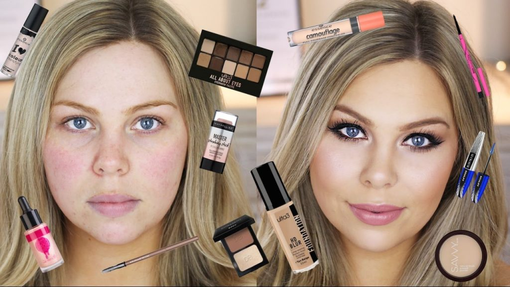Full Face First Impressions using Australian Drugstore Makeup!