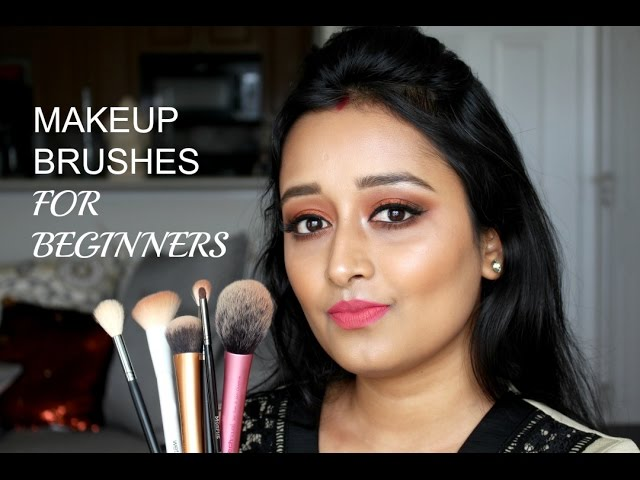 Makeup Brushes For Beginners (Face + Eye) | How To Use them | Affordable/Drugstore Brush!
