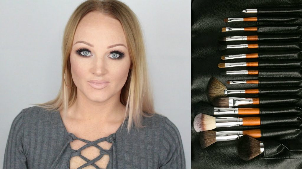 Vanity Planet Brush Collection Review + Demo ♡ Affordable Makeup Brushes!