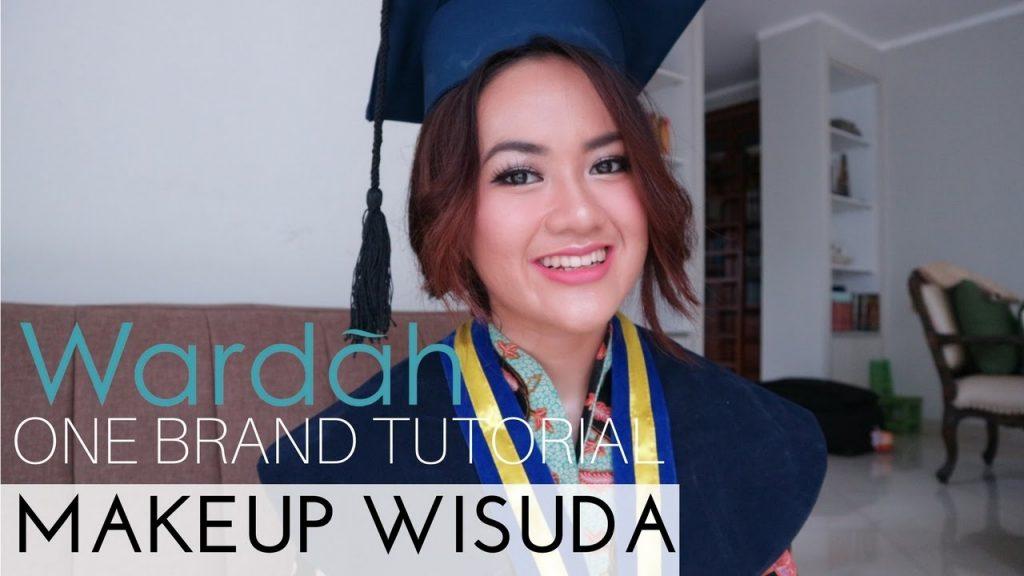 MAKEUP WISUDA / GRADUATION ON ACNE FACE – One Brand Wardah Tutorial (100% Produk Lokal Indonesia)