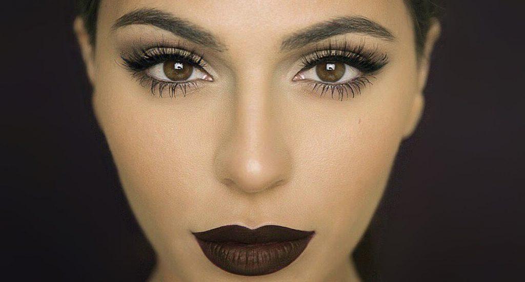 Fall Makeup: Dark Matte Lips | Lipstick Tutorial | Teni Panosian