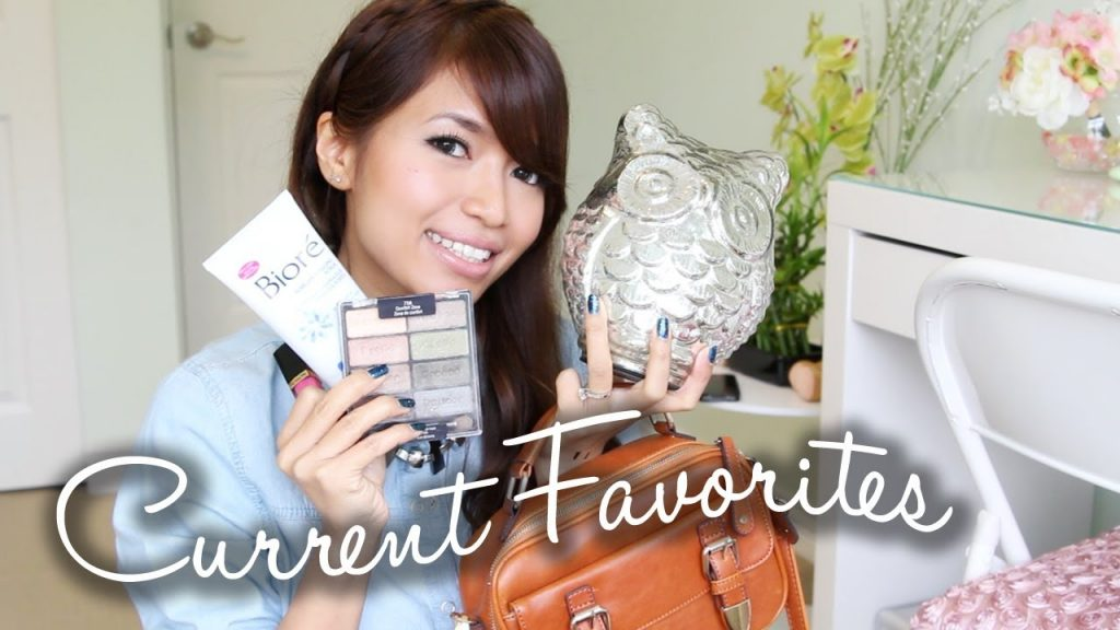 ♥ Current Favorites: Skincare, Drugstore Makeup, Accessories, Boots, and More