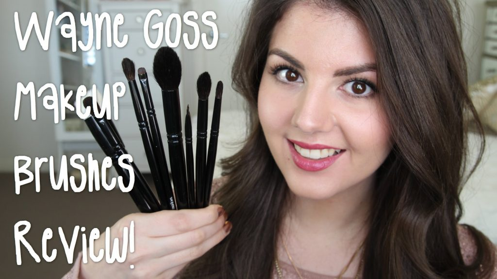 RachReviews | Wayne Goss, The Collection Makeup Brushes Wayne Goss, The Collection Makeup Brushes