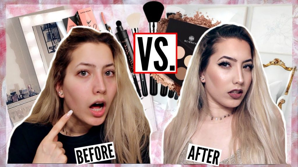 PUTTING MAKEUP ON MY FACE *HIGHLY REQUESTED* TUTORIAL