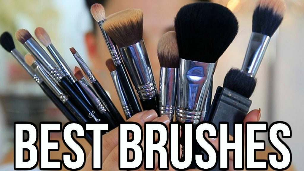 BEST MAKEUP BRUSHES!