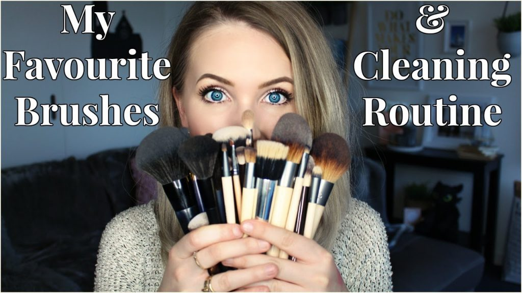 Favourite Makeup Brushes & Care Routine | xoBeauty, Furless, Hakuhodo etc