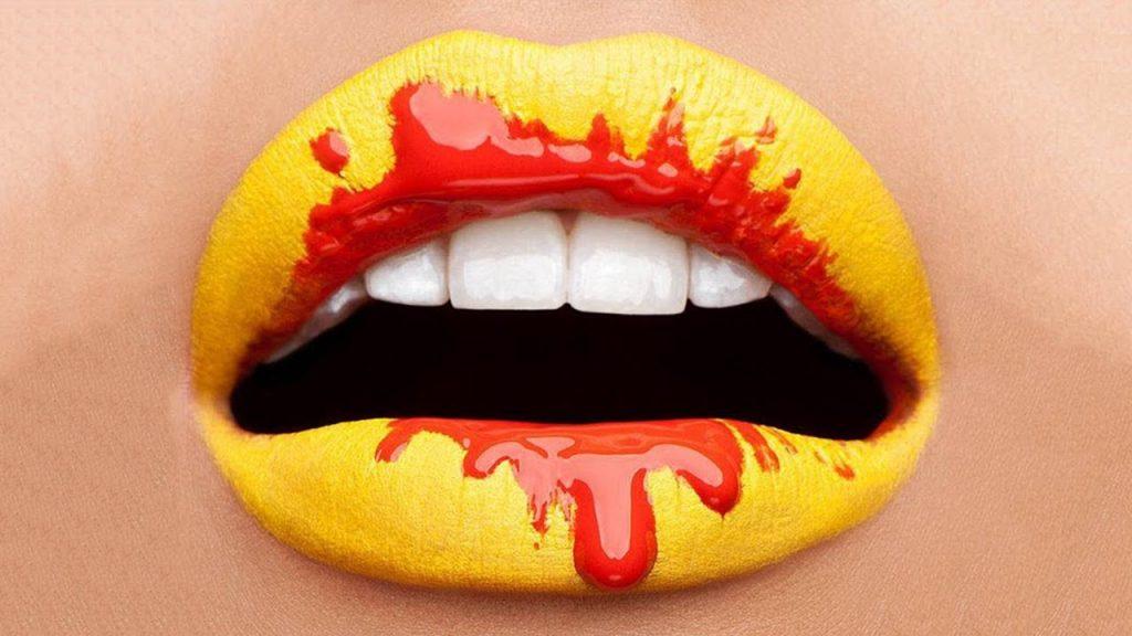 Lipstick Tutorial & Lip Art Compilation! Best Makeup Ideas