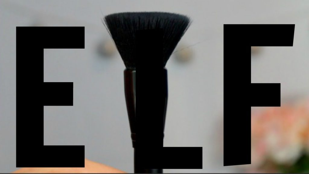 TOP ELF BRUSHES // Inexpensive, amazing quality makeup brushes!