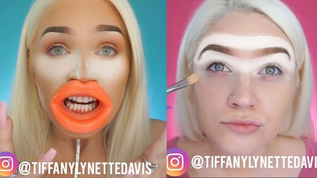 Makeup Tutorials Compilation 2017 – How to Contour & Highlight your face! #10
