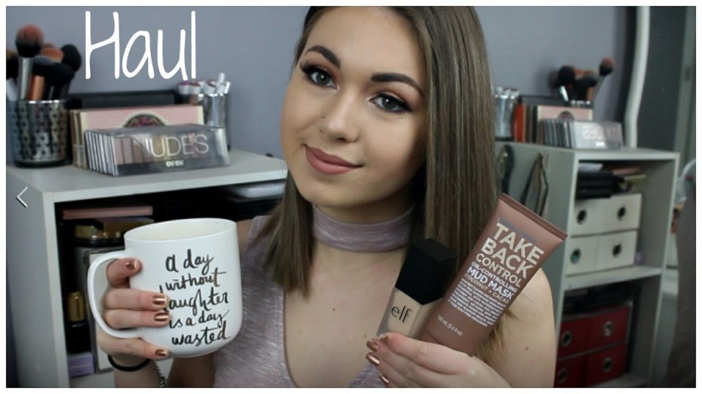 Haul | Makeup Accessories, Mugs and more
