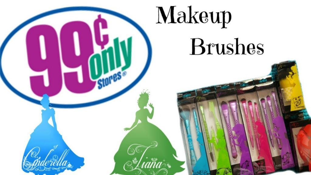 *AMAZING* 99 CENT ONLY STORE HAUL * MAKEUP BRUSHES AND SPONGE