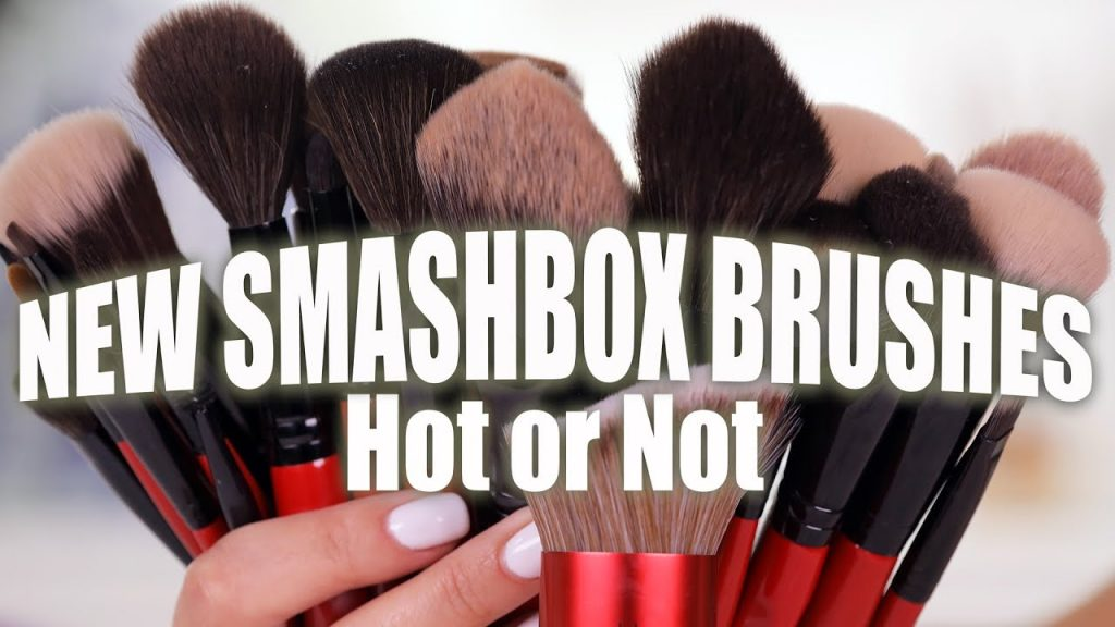 NEW SMASHBOX MAKEUP BRUSHES | Hot or Not