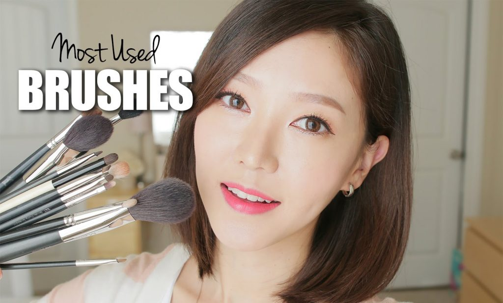 Favorite Makeup Brushes 2014 ♥ 메이크업 브러쉬