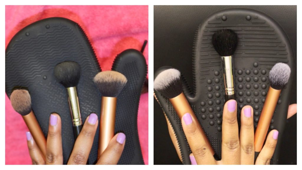 How to Deep Clean/ Disinfect  your Makeup Brushes