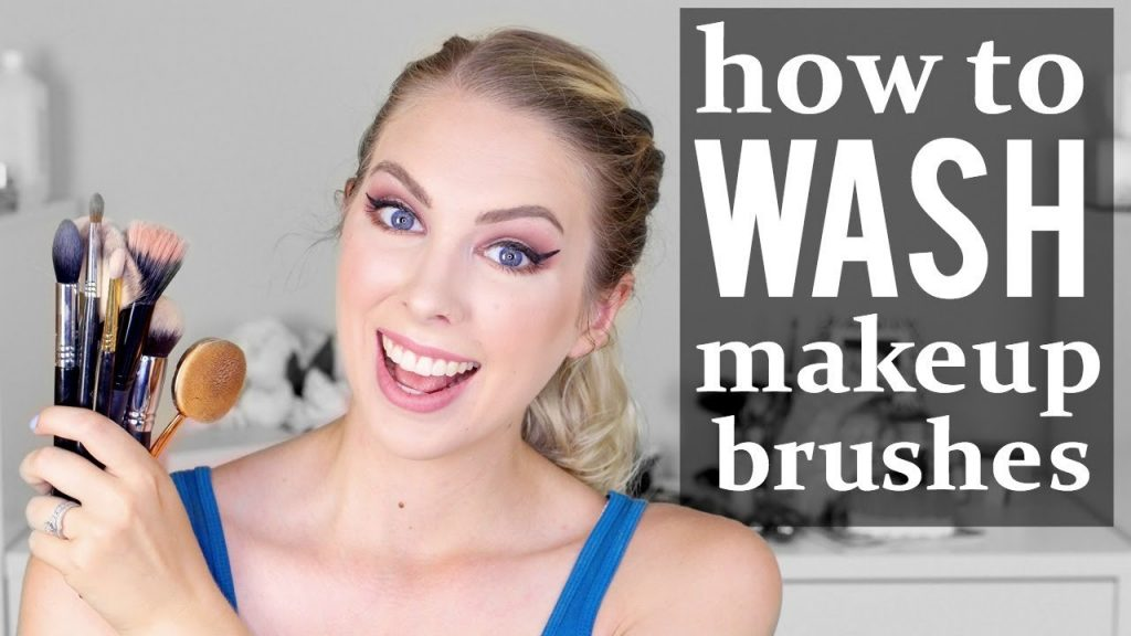 🖌 How To Wash Makeup Brushes | 3 Ways To Sanitize & Deep Clean | Makeup 101