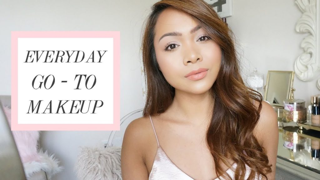 Easy & Bronzy Full Face Makeup for Everyday!
