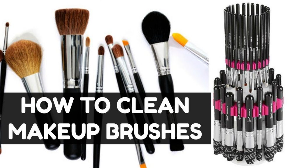 HOW TO: Deep Clean Makeup Brushes using Sigma Products!