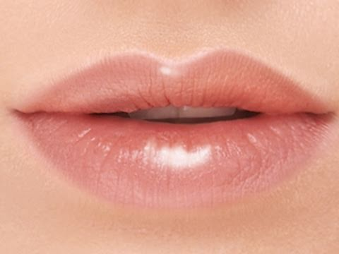 Make-up with Photoshop : How to add Lip Gloss