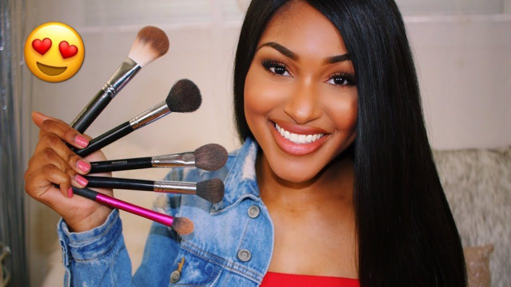 My Top 5 Face Brushes | Best Affordable Makeup Brushes!