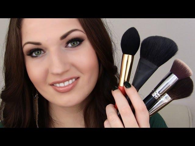 My Top Makeup Brushes