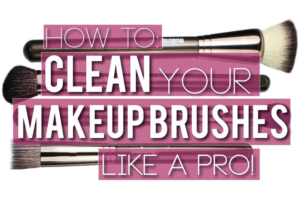 How To: Clean Your Makeup Brushes {Makeup Geek}