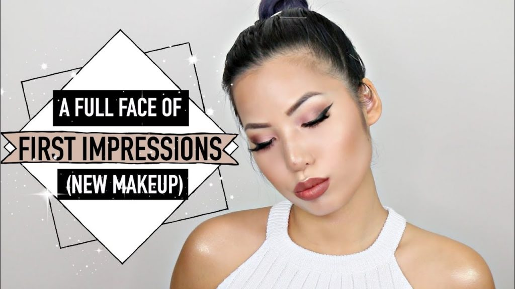 FULL FACE OF FIRST IMPRESSIONS | NEW MAKEUP