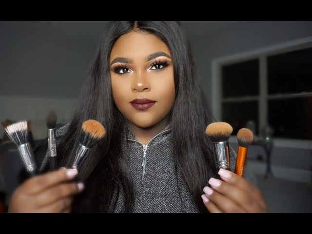 MY FAVORITE MAKEUP BRUSHES (HAVE TO HAVE) | Makaya Troix