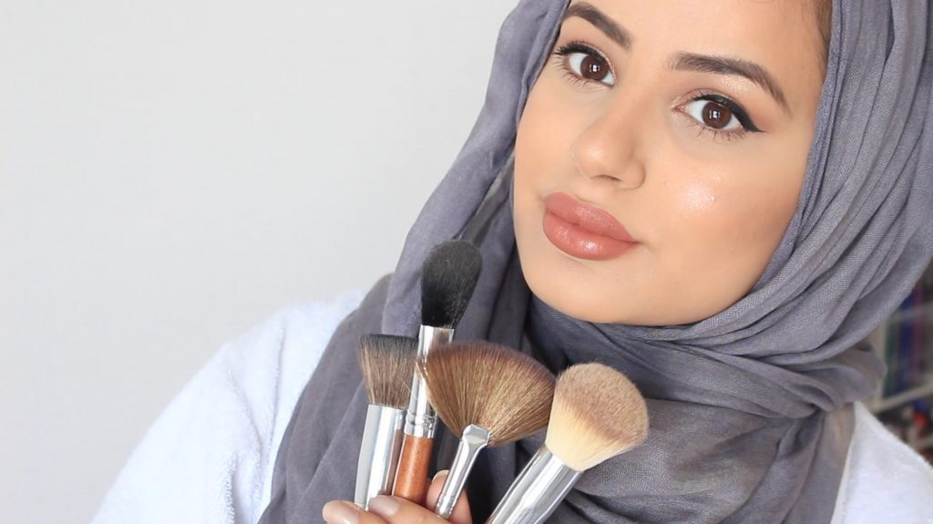 My Everyday Makeup Routine! | New makeup brushes