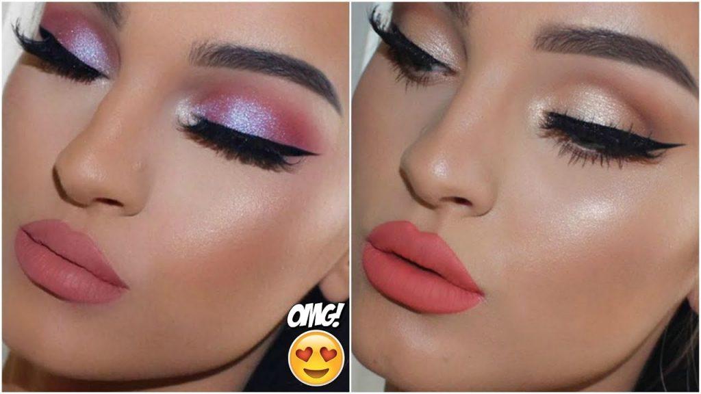 Maquillaje para Ojos Oscuros 2017 #1  Eye Makeup Tutorials Compilation 2017