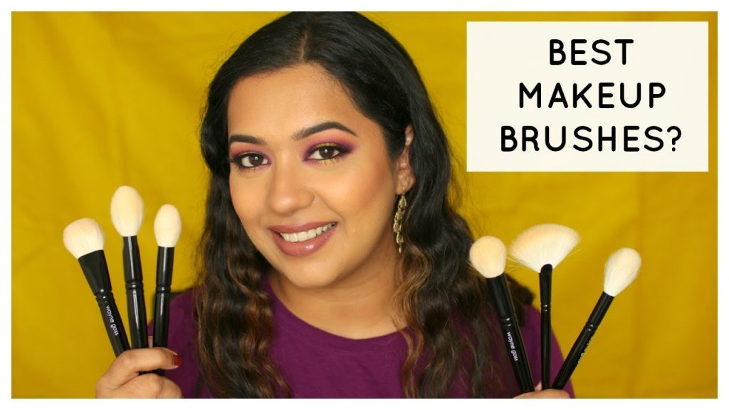 Best makeup brushes? Wayne Goss Face Set review | Beautylashes19