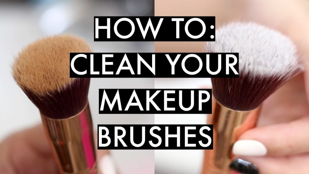 How To Clean Makeup Brushes | 2 Quick Methods