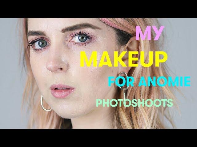 THE FACE RETURNS: Reluctant ANOMIE Model Makeup feat. Laura Mercier, Glossier, etc | chelsea wears