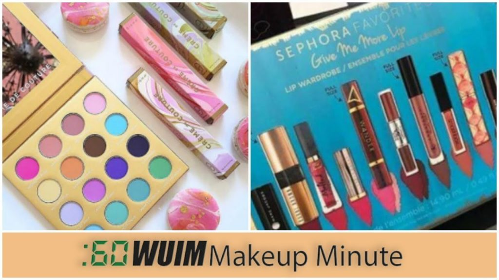 SIGMA & BENEFIT Holiday SNEAKED! + NEW Sephora Favorites Give Me Lip Set! | Makeup Minute