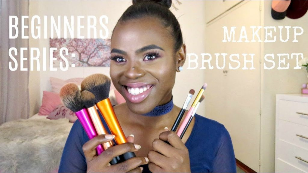 Beginners Series:  Make up brushes | blbyPumi