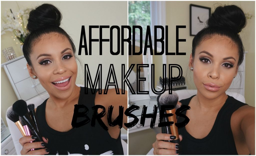 Best Affordable Makeup Brushes | juicyyyyjas