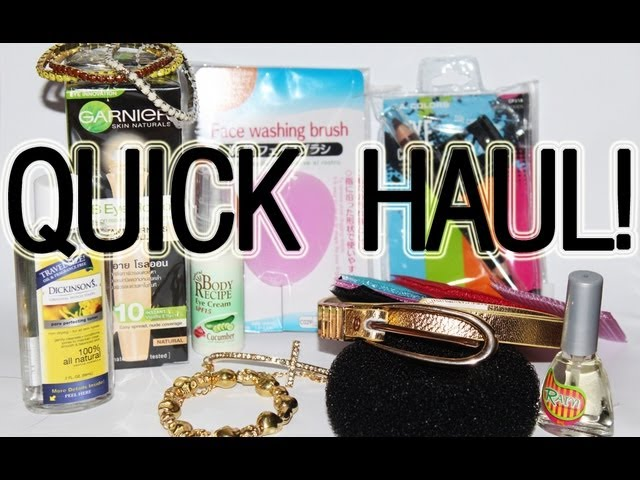 Quick Haul! Accessories, Hair Tools, Skin Care, Makeup | makeupbykarlamisa