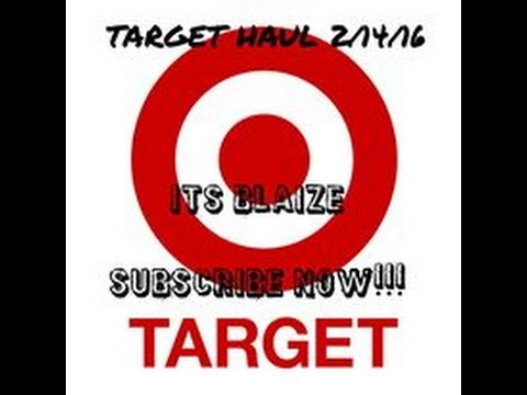 SMALL TARGET HAUL! Makeup, Accessories, aaand my dad?! ||its Blaize