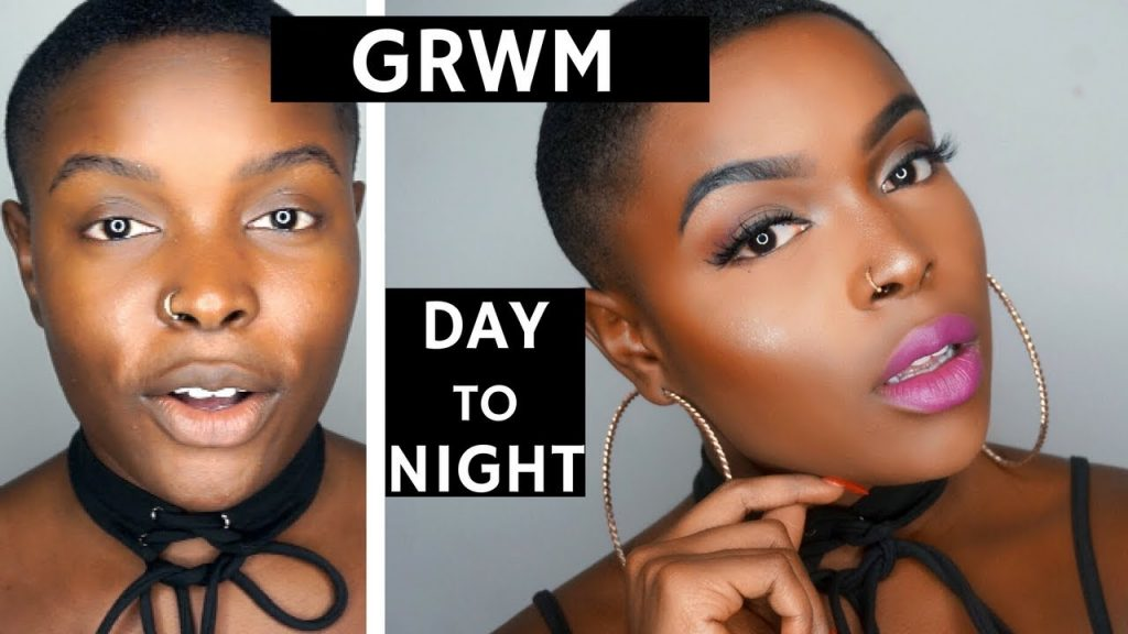 GRWM Day To Night Full Face Makeup Tutorial | Deck Of Scarlet Palette