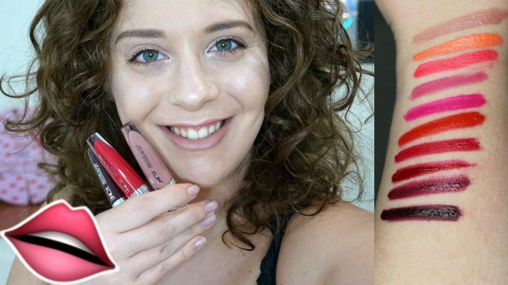 Διαγωνισμός ΚΡΑΓΙΟΝ Oriflame The One + Lip Swatch   AnotherMakeupWorld