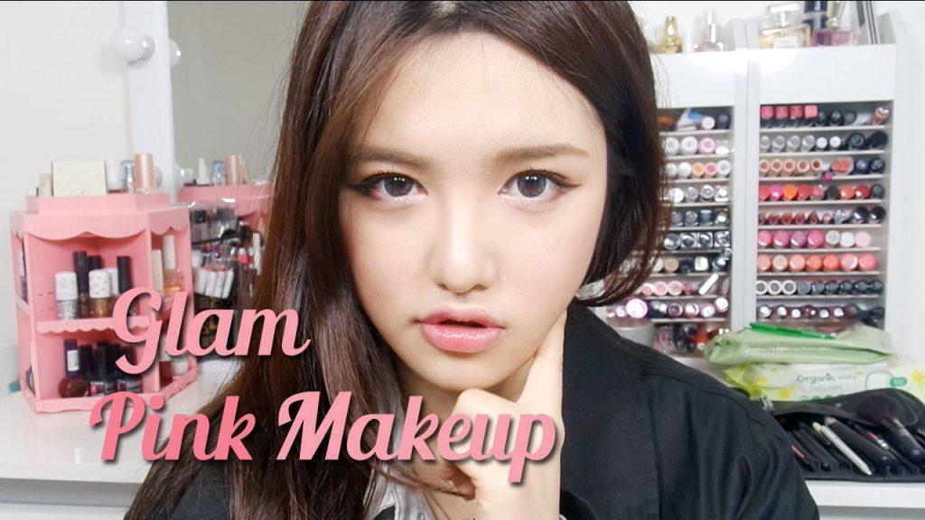 같이 준비해요! 글램 핑크 메이크업 – Glam Pink Lip Makeup | 다또아